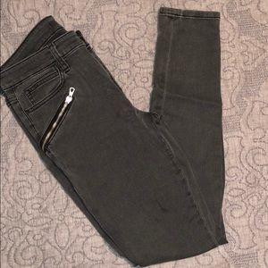 Joe's Moto Zip Jeans